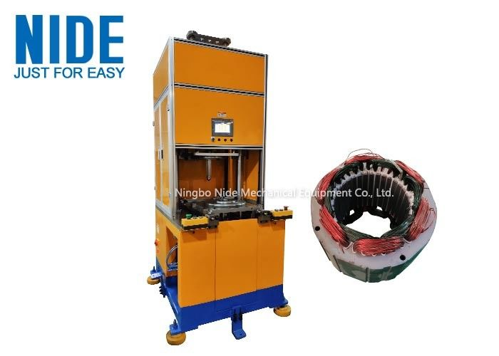 1000kg Coil Winder Machine High Efficiency One Station For Stator Coil Forming