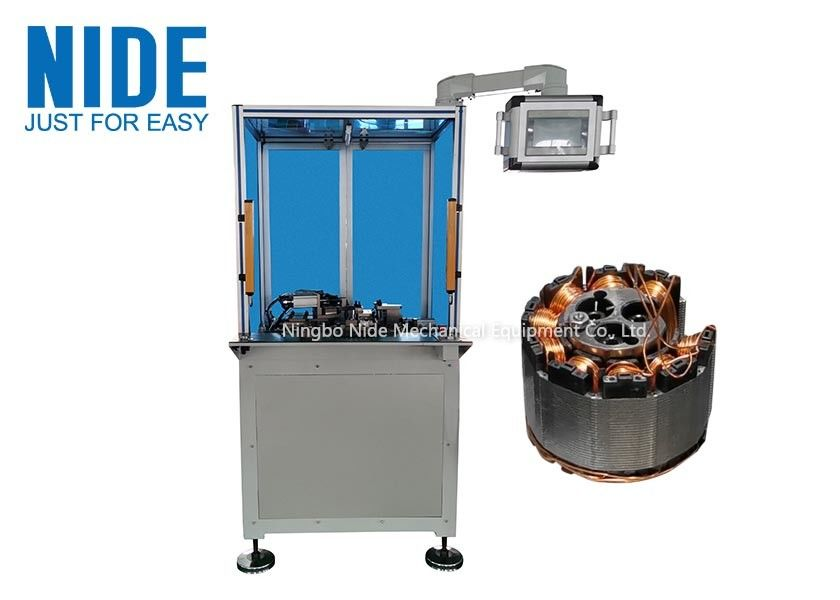Electric Motor Segmented Stator Core Rolling Up Machine